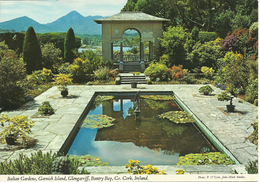 Italian Gardens Garnish Island Glengattiff Bantry Bay Co. Cork Ireland - Irlande
