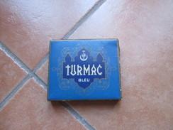 Scatola Vuota CARTONE Originale Epoca TURMAC Bleu Turkish Macedonian Tobacco Co. - Contenitori Di Tabacco (vuoti)