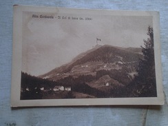 D147831  Italia  Veneto Belluno  -Alto Cordevole - Il Col Di Lana - Belluno