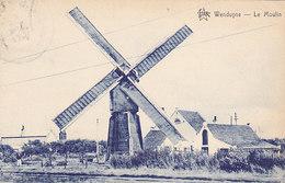 Wenduine Wenduyne - Le Moulin (Star, 1932) - Wenduine