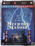 Meutre Au Manoir - PC-Games