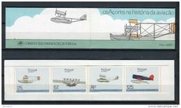 Av. Portugal-Azores 1987. Yvert C375a ** MNH - Airplanes