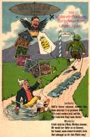 Briefmarken  .. ..nette Alte Karte   ( K6805  ) Siehe Bild ! - Timbres (représentations)