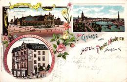 Frankfurt.. ..nette Alte Karte   ( K6251  ) Siehe Bild ! - Unclassified