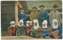 229  Die Kirgisen Ein Russisches Nomadenvolk - Kyrgyzstan