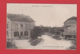 Chalindrey  -- Faubourg De La Gare - Chalindrey