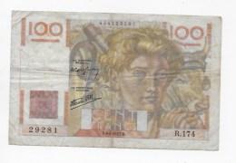 100 FRANCS  1947 B - 1871-1952 Anciens Francs Circulés Au XXème