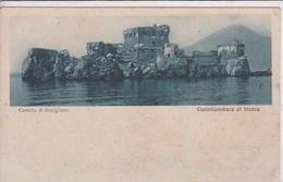 L607 CASTELLAMMARE DI STABIA - CASTELLO DI ROVIGLIANO - Napoli (Napels)