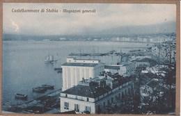 L609 CASTELLAMMARE DI STABIA - MAGAZZINI GENERALI - Napoli (Naples)