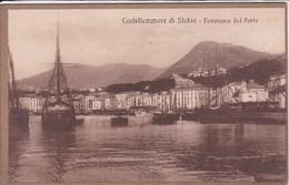 L610 CASTELLAMMARE DI STABIA - PANORAMA DAL PORTO - Napoli (Naples)