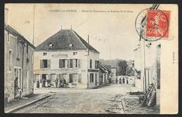 LOCHES Sur OURCE Hôtel Du Commerce Et Avenue De La Gare (DG) Aube (10) - Frankreich