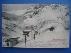 (Alpes) Berninabahn Im Winter. Carte écrite En 1912. TBE. - GR Grisons