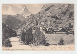CHALETS à ZERMATT - VS Valais