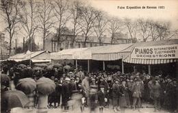 RENNES Foire Exposition De RENNES 1925 - Rennes