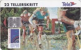 Norwegen/Norway NOR-011 -World Cycling Championships- - Norvège