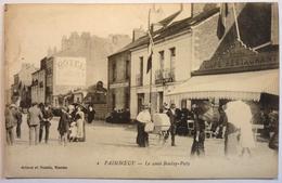 LE QUAI BOULAY-PATY - PAIMBOEUF - Paimboeuf