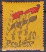 Pro Cultura, 115 Brigada Mixta, 10 C - Viñetas De La Guerra Civil