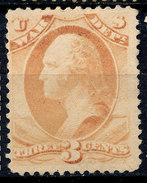 Stamp Us  WAR 1873 3c  Lot#70 - Unused Stamps