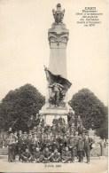 14 CAEN Monument élevé à La Mémoire Des Enfants Du Calvados Morts à L'ennemi En 1870  Le 8 Juin 1908 - Caen