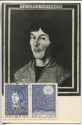 Nicolaus Kopernicus.  MC