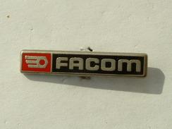 PIN´S FACOM - LOGO - Merken