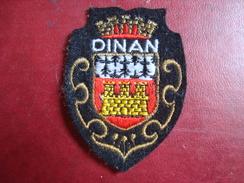 Ecusson Tissu DINAN - Blazoenen (textiel)