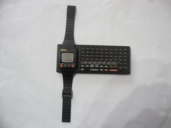 SEIKO DATA-2000 CALCULATOR VINTAGE 1980 NEW BATTERY FUNZIONANTE. - Orologi Da Polso