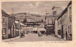 V7346 Wisch - Partie Von Der Haupstrassse - Francia