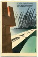 """Q.980.  P.N.F. Dopolavoro Forze Armate O.N.D. - """"Il Dopolavoro è Il Ponte..."""" - Illustrata Mancioli - Guerre 1939-45"""