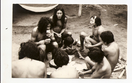 INDIGENES - GUYANE - Cliché ROBBEZ MASSON - Carte Postale Des Années 50/60 - Guyane