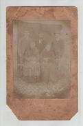 Photo à Identifier Voir Recto Verso Sûrement Lausanne Trompette - Alte (vor 1900)