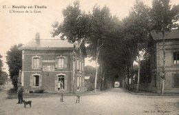 NEUILLY EN THELLE  L Avenue De La Gare - France