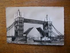 Angleterre , London , Tower Bridge - London