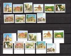 1994     Villes De Préfectures, 1846 / 1855** + 1846  B / 1855 B**, Cote 16,50  € - Greece