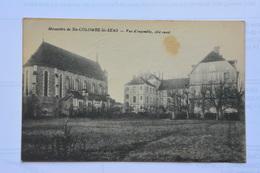 Monastere De Sainte-COLOMBE-les-SENS-vue D'ensemble Cote Ouest - Andere Gemeenten