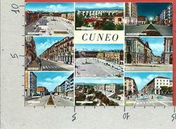 CARTOLINA NV ITALIA - CUNEO - Vedutine - 10 X 15 - Cuneo