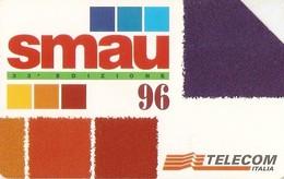 *ITALIA: SMAU 1996* - Scheda Usata - Italy