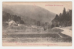88 Vallée Des Ravines Scierie Brisegenoux Et Maison Forestière Vénival En 1921 Vers Raon L'Etape - Raon L'Etape