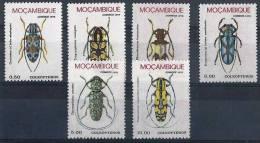MOZAMBIQUE Insectes Serie Complete (yvert: 638/43) Neuf Sans Charniere. ** MNH - Non Classés