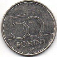 Hongrie 50 Forint 2006 - Hungary
