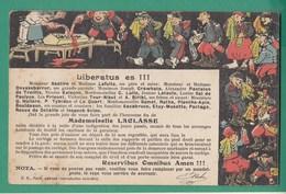 Militaria Vie Des Casernes Humoristique Quille Libération - Kazerne