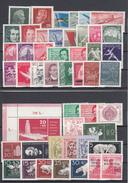 DDR - 1956 - Annata Completa | Complete Year Ser ** MNH - [6] République Démocratique