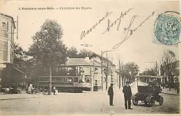 FONTENAY SOUS BOIS CARREFOUR DES RIGOLOS - Fontenay Sous Bois