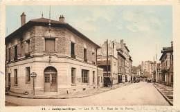 JUVISY SUR ORGE LES P.T.T RUE DE LA POSTE - Juvisy-sur-Orge