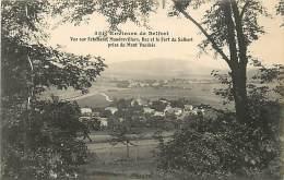 VUE SUR ECHENANS MANDREVILLARS BUC ET LE FORT DU SALBERT PRISE DU MONT VAUDOIS - Other Municipalities
