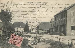 VALDOIE LA ROUTE DE GIROMAGNY - Valdoie