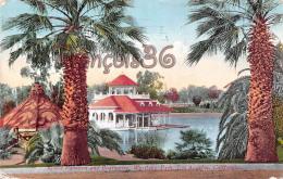 Rustic Pavilion And Boathouse - Westlake Park - Los Angeles