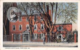 Longfellow's Home - Portland - Portland