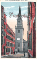 Church Christ Old North - Boston - Boston