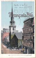 Old South Church - Boston 1906 - Boston
